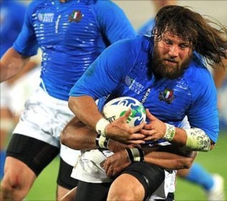 【ラグビー】 ラグビーワールドカップ2011 イタリア代表・オーセンティック kappa