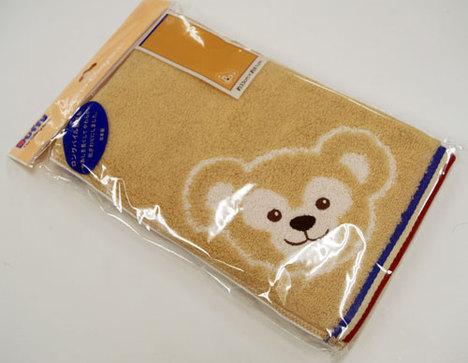 Duffy ダッフィー フェイスタオル 33x81cm 【2500円+税】