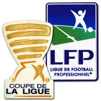 フランスクープ・ドゥ・ラ・リーグパッチ