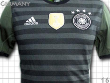 ドイツ代表 アウェイ