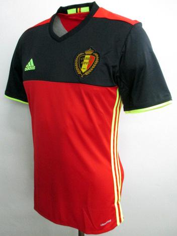 2016 ベルギー代表 ホーム
