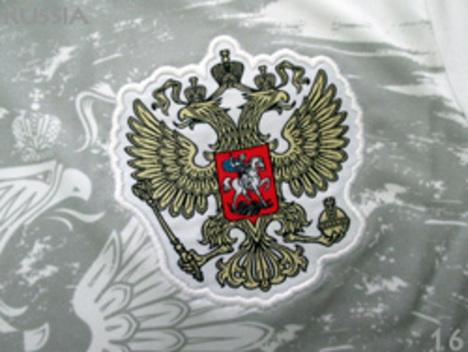 16 ロシア代表 アウェイ
