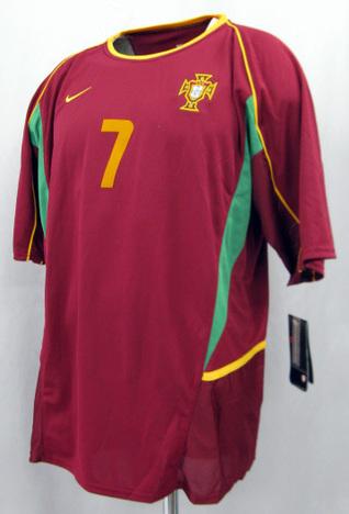 ポルトガル代表 フィーゴサイン
