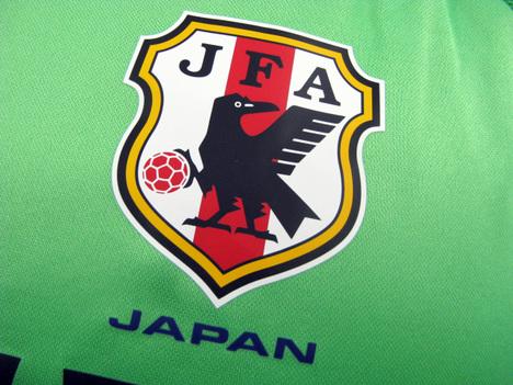 2016 日本代表 トレーニング(緑)