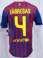 バルセロナ セスク・ファブレガス