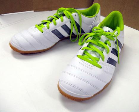 【送料無料】【adidas】 パティークグローロ 16.2IN 【白】 インドア・フットサル用