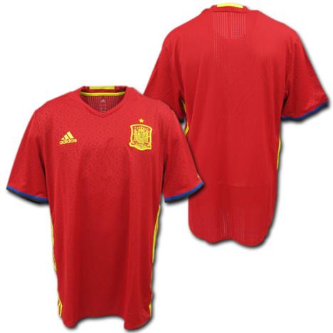 スペイン代表 ホーム オーセンティック