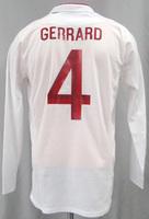イングランド代表 ジェラード