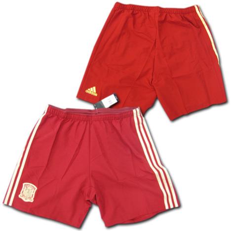 スペイン代表・選手支給用パンツ