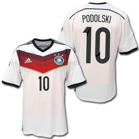 ドイツ代表 ネーム&ナンバー無料
