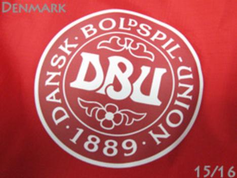 デンマーク代表・レインジャケット