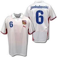 チェコ代表 ヤンクロフスキ