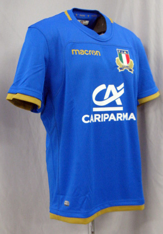 ラグビー イタリア代表 横向き