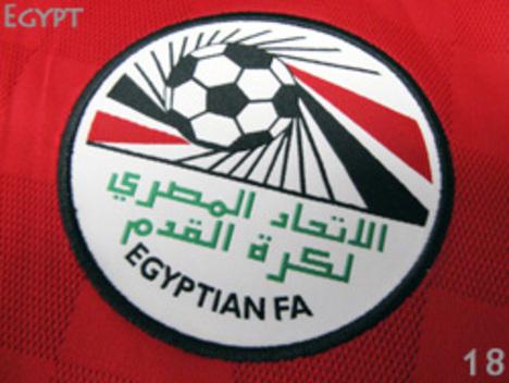 エジプト代表 ホーム