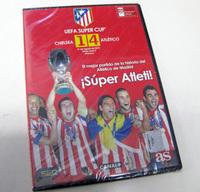 UEFAスーパーカップ公式DVD