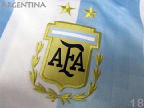 アルゼンチン代表 ホーム