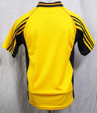 【在庫限り】 adidas チーム用ユニフォーム・エルニーニョ 黄色 【¥999+税】