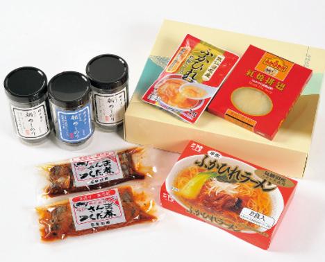 朝めしのりと気仙沼の味詰め合わせ【品番701】