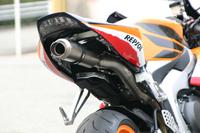 LBP 04-07 CBR1000RR MOTO GP Slip on Silencer