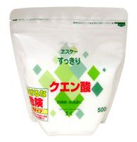 【エスケー】クエン酸 500g