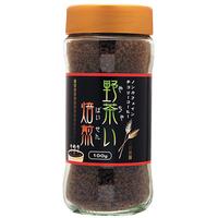 野茶い焙煎 ビン 100g