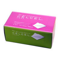 【小津産業】コットンパフ「セルセル」