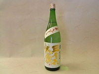 三十六人衆 純米大吟醸「山田錦40%精米」あらばしり1.8L