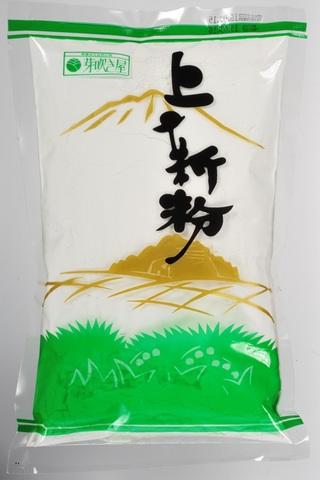 上新粉 300g 原材料:うるち米(国産)