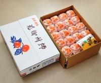 花御所柿(青秀)5kg 3L 18玉