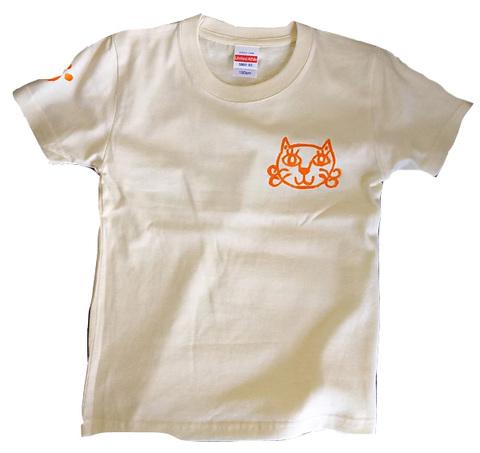 招き猫背番号 tシャツ オリジナル  お好きな背番号が入る!
