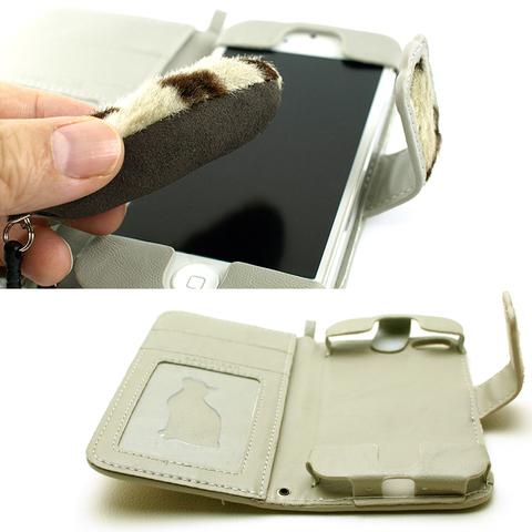iPhone6/6S用手帳型ケース ルポワン