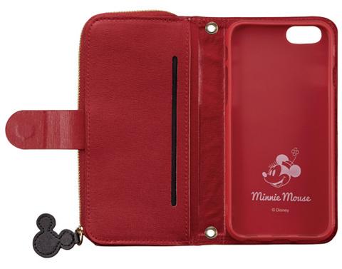 iPhone 6S/6用ミニーコインケース付