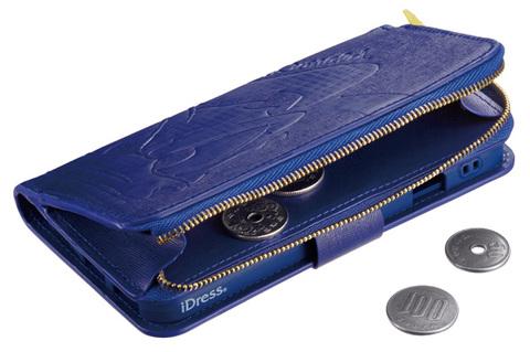 iPhone 6S/6用ドナルドコインケース付