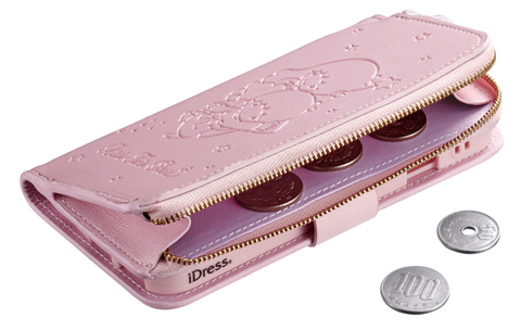 iPhone 6S/6用リトルツイスター手帳型