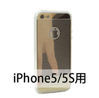【iPhone5/iPhone5S】クリアデザインケース