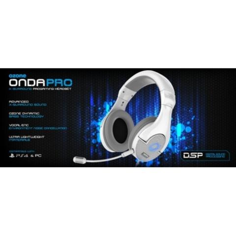 ゲーミングヘッドセット「OZONE Onda Pro」
