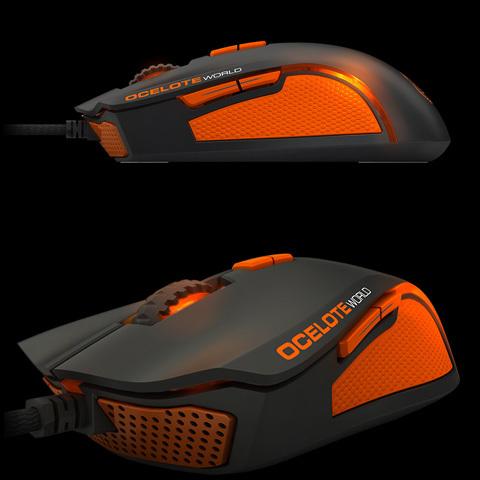 ゲーミングマウス ARGON OCEOTE