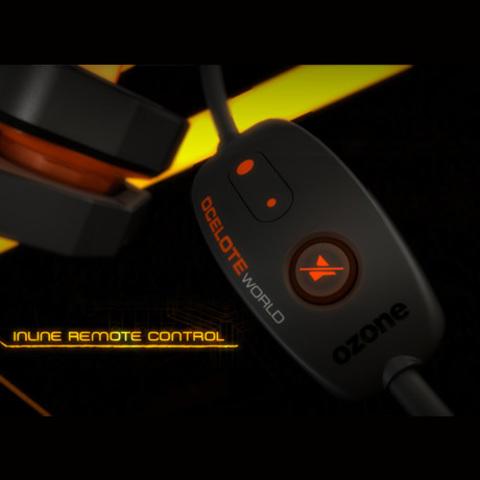 コントローラーヘッドセットOzone BLAST OCELO