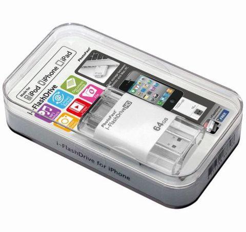i-FlashDrive HD《64GB》アダプタなし【メーカー発注品】
