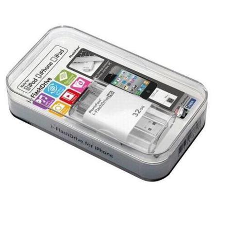 i-FlashDrive HD《32GB》アダプタなし【メーカー発注品】