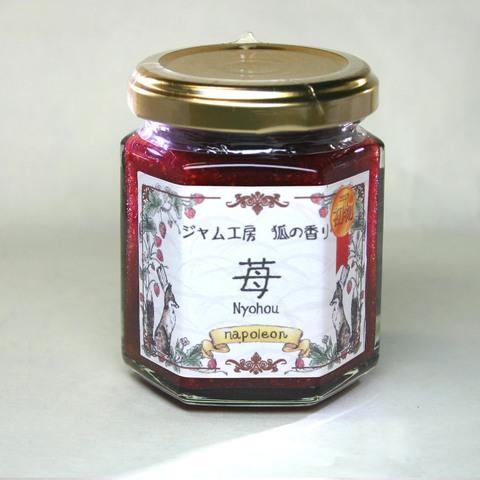 NINN132 苺 初物 女峰ナポレオンジャム 132g