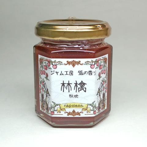 RAN132 林檎 秋映 ナポレオンジャム 132g