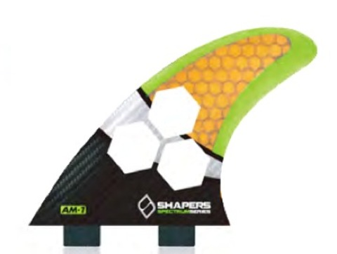 SHAPERS  TRI FIN  AM1 SPECTRUM FCS用