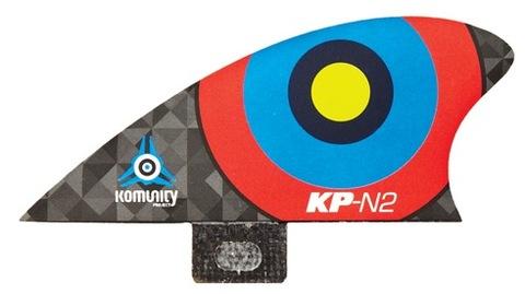 KOMUNITY PROJECT  Bullseye Nubsters-N2 レッド