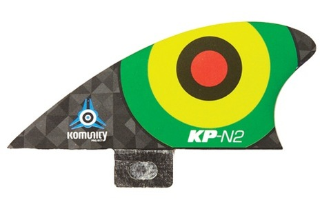 KOMUNITY PROJECT  Bullseye Nubsters-N2 ラスタ