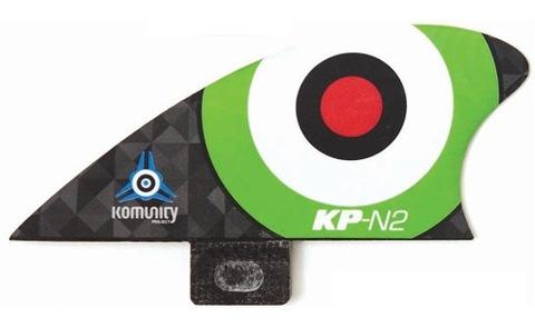 KOMUNITY PROJECT  Bullseye Nubsters-N2 グリーン