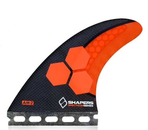 SHAPERS FIN  AM2  CARBONSTELTH