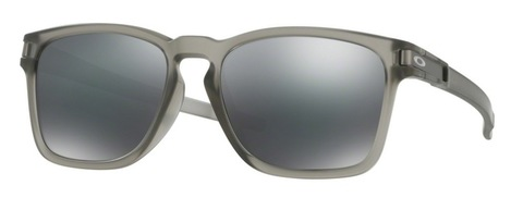 OAKLEY  LATCH SQ  Matte Grey/Black Iridium
