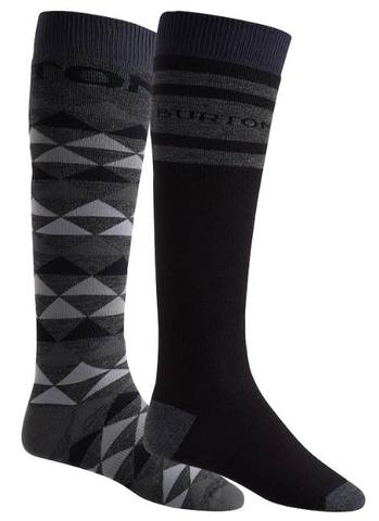 BURTON  SNOW SOCKS  Weekend  Two-Pack