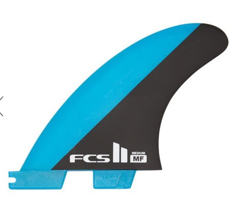 FCS2フィン  MICK FANNING PC TRI MEDIUM
